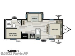New 2018  Forest River Sonoma Explorer Edition 240BHS by Forest River from Parris RV in Murray, UT