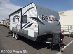 Used 2015 Forest River Salem T21RBS available in Murray, Utah