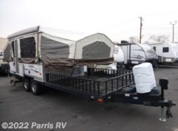 Used 2014  Forest River Rockwood Tent Freedom Series 282TXR by Forest River from Parris RV in Murray, UT
