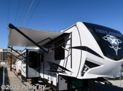 New 2018  Highland Ridge Highlander HF350H by Highland Ridge from Parris RV in Murray, UT