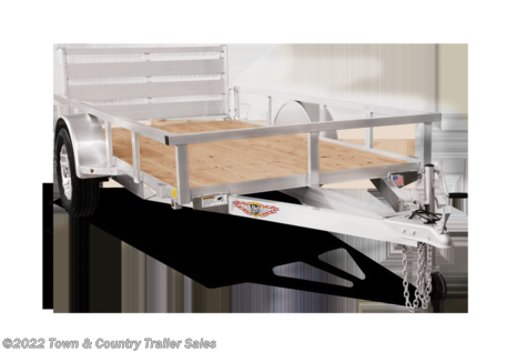 2019 H&H  Utility Trailers
