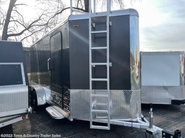 2021 Legend Trailers Legend 7x16 Contractor available in Mendota Heights, MN