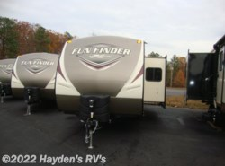 New 2017  Cruiser RV Fun Finder Xtreme Lite 27 DB by Cruiser RV from Hayden's RV's in Richmond, VA