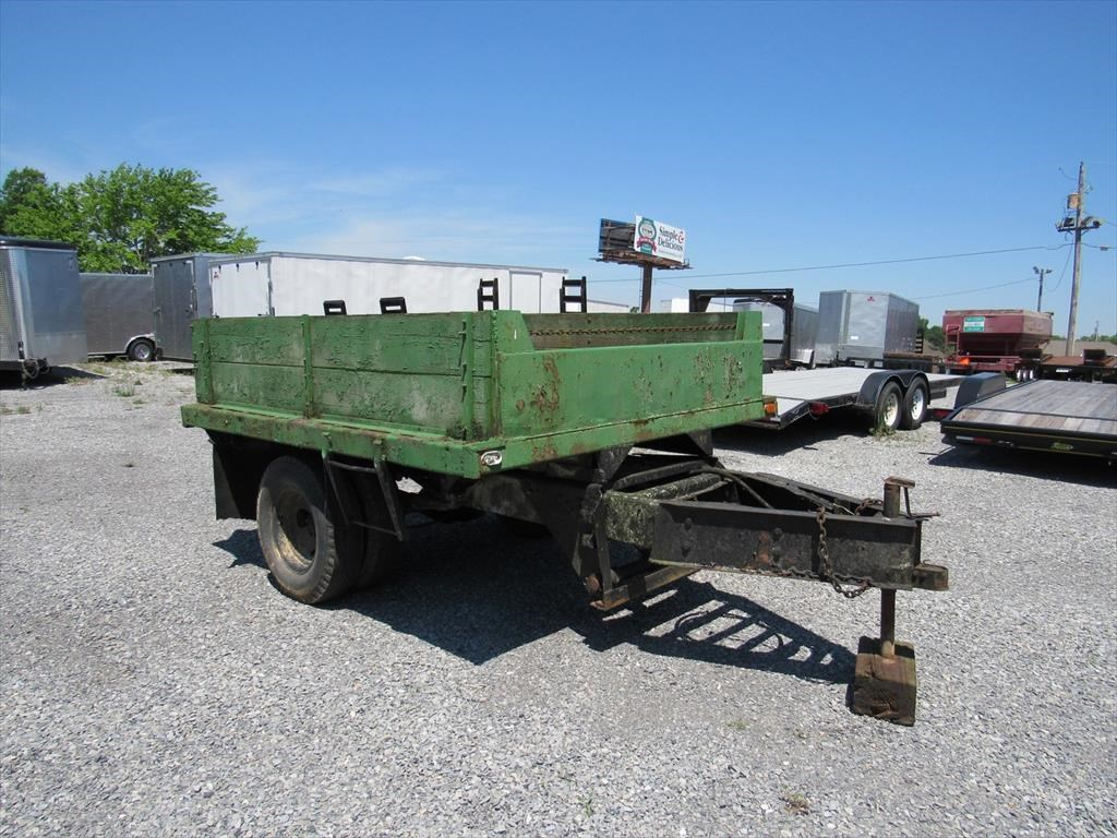 Travel Trailer Dealer Houston Tx >> Dump (Utility) - 1979 Midsota Farm Dump | TrailersUSA