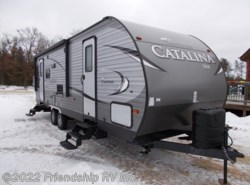 New 2017  Coachmen Catalina SBX 251RLS by Coachmen from Friendship RV Inc. in Friendship, WI