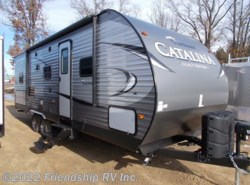 New 2017  Coachmen Catalina 273DBSLE by Coachmen from Friendship RV Inc. in Friendship, WI