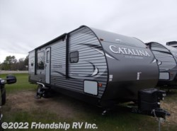 New 2018  Coachmen Catalina 283RKSLE by Coachmen from Friendship RV Inc. in Friendship, WI