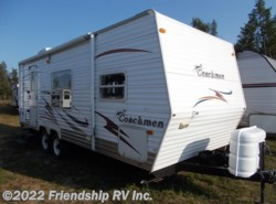 Used 2007  Coachmen Spirit of America 24RBQ by Coachmen from Friendship RV Inc. in Friendship, WI