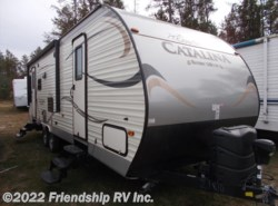 Used 2016  Coachmen Catalina 263RLS by Coachmen from Friendship RV Inc. in Friendship, WI