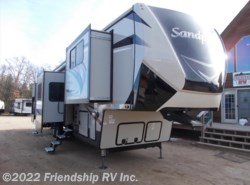 New 2018  Forest River Sandpiper 38FKOK by Forest River from Friendship RV Inc. in Friendship, WI