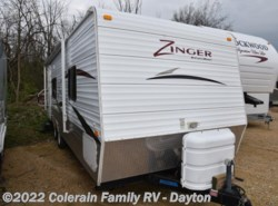 Used 2011  CrossRoads Zinger 25RK by CrossRoads from Colerain RV of Dayton in Dayton, OH