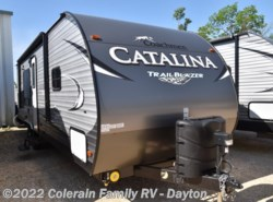 New 2018  Coachmen Catalina Trailblazer 26TH by Coachmen from Colerain RV of Dayton in Dayton, OH
