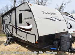 Used 2016  Keystone Passport 2520RL by Keystone from Colerain RV of Dayton in Dayton, OH