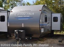 New 2019 Coachmen Catalina Legacy Edition  available in Dayton, Ohio
