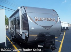 New 2017  Shasta Revere 27BH by Shasta from Vicars Trailer Sales in Taylor, MI