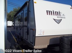 New 2017  Forest River Rockwood Mini Lite 2509S by Forest River from Vicars Trailer Sales in Taylor, MI