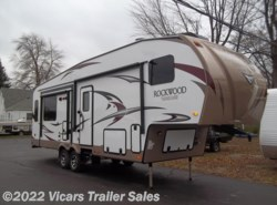 New 2017  Forest River Rockwood Signature Ultra Lite 8289WS by Forest River from Vicars Trailer Sales in Taylor, MI