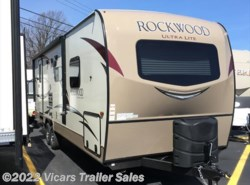 New 2018  Forest River Rockwood Ultra Lite 2606WS by Forest River from Vicars Trailer Sales in Taylor, MI