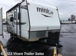Used 2015  Forest River Rockwood Mini Lite 2104S by Forest River from Vicars Trailer Sales in Taylor, MI