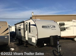 New 2018  Gulf Stream Ameri-Lite 238RK by Gulf Stream from Vicars Trailer Sales in Taylor, MI