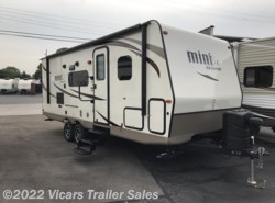 Used 2017  Forest River Rockwood Mini Lite 2504S by Forest River from Vicars Trailer Sales in Taylor, MI