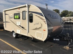 New 2018  Shasta Oasis 18BH by Shasta from Vicars Trailer Sales in Taylor, MI