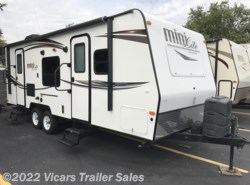 Used 2016  Forest River Rockwood Mini Lite 2502KS by Forest River from Vicars Trailer Sales in Taylor, MI