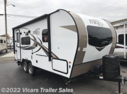 New 2018  Forest River Rockwood Mini Lite 2109S by Forest River from Vicars Trailer Sales in Taylor, MI