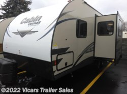 New 2018  Gulf Stream Cabin Cruiser 24RBS by Gulf Stream from Vicars Trailer Sales in Taylor, MI