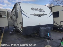 New 2018  Gulf Stream Cabin Cruiser 25BHS by Gulf Stream from Vicars Trailer Sales in Taylor, MI