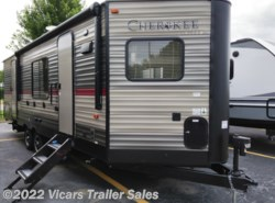 New 2018  Forest River Cherokee 234VFK by Forest River from Vicars Trailer Sales in Taylor, MI