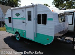 New 2019  Riverside RV Retro 177SE by Riverside RV from Vicars Trailer Sales in Taylor, MI