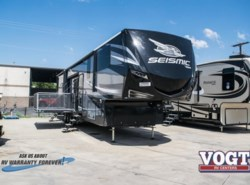 New 2018  Jayco Seismic 4212 by Jayco from Vogt Family Fun Center  in Fort Worth, TX