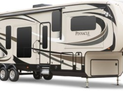 New 2018  Jayco Pinnacle 36KPTS by Jayco from Vogt Family Fun Center  in Fort Worth, TX