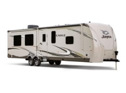 New 2018  Jayco Eagle Travel Trailers 338RETS by Jayco from Vogt Family Fun Center  in Fort Worth, TX