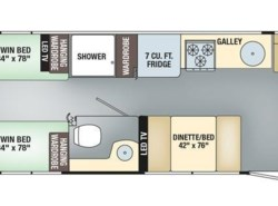 New 2018  Airstream Flying Cloud 28RB Twin by Airstream from Vogt Family Fun Center  in Fort Worth, TX