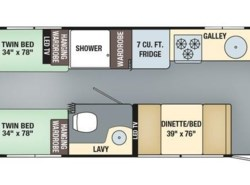 New 2018  Airstream International Signature 28RB Twin by Airstream from Vogt Family Fun Center  in Fort Worth, TX