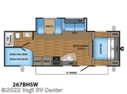 New 2018  Jayco Jay Flight SLX 267BHSW by Jayco from Vogt RV Center in Ft. Worth, TX