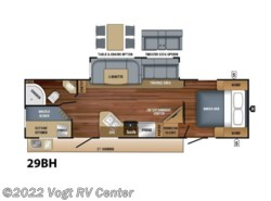 New 2018  Jayco White Hawk 29BH by Jayco from Vogt RV Center in Ft. Worth, TX