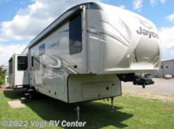 New 2018  Jayco Eagle Fifth Wheels 355MBQS by Jayco from Vogt RV Center in Ft. Worth, TX