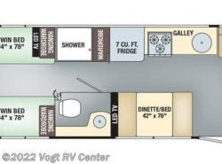 New 2018  Airstream Flying Cloud 28RB Twin by Airstream from Vogt RV Center in Ft. Worth, TX