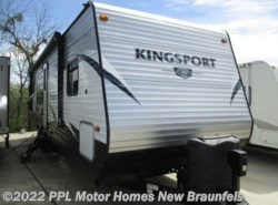Used 2016  Gulf Stream Kingsport 295SBW