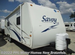 Used 2008  Holiday Rambler Savoy LE 26RKS by Holiday Rambler from PPL Motor Homes in New Braunfels, TX