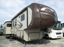 Used 2013  Forest River Blue Ridge Cabin Edition 3600 by Forest River from PPL Motor Homes in New Braunfels, TX