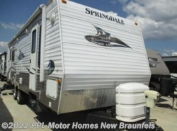 Used 2012 Keystone Springdale 266RLSSR available in New Braunfels, Texas