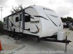 Used 2013  Keystone Bullet Premier Ultra 31BHPR by Keystone from PPL Motor Homes in New Braunfels, TX