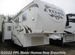Used 2010  Heartland RV Cyclone 3912 by Heartland RV from PPL Motor Homes in New Braunfels, TX