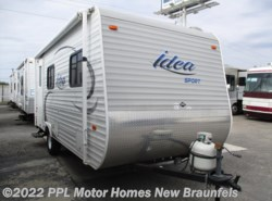 Used 2013  Travel Lite Idea Sport I 18 by Travel Lite from PPL Motor Homes in New Braunfels, TX