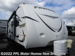 Used 2013  Keystone Bullet Premier Ultra Lite 31BHPR by Keystone from PPL Motor Homes in New Braunfels, TX