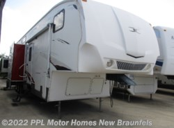 Used 2008  Keystone Fuzion 373 by Keystone from PPL Motor Homes in New Braunfels, TX